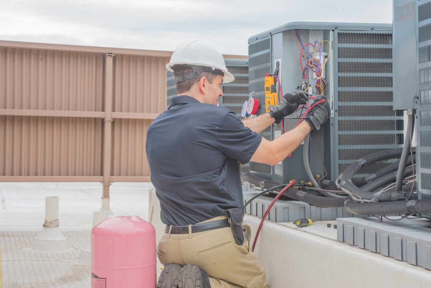 Air conditionar repair